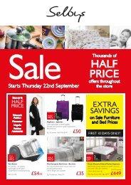 Selbys Sale Brochure