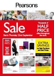 Pearsons Sale Brochure