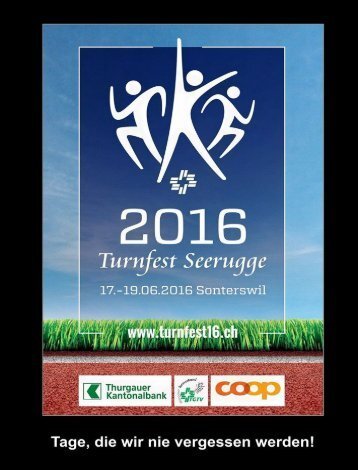 Buch Turnfest 2016 Sonterswil