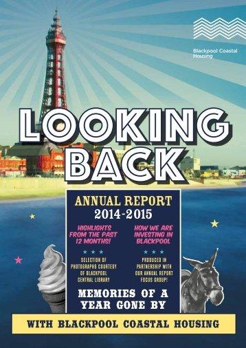 BCH Annual Report 2014-15 FINAL