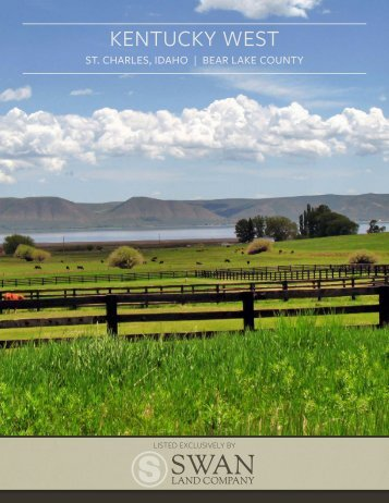 Kentucky West Offering Brochure