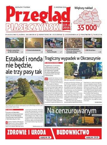 Przegląd Piaseczyński, Wydanie 119