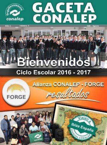 Gaceta CONALEP 3