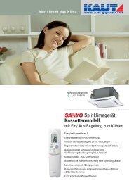 Kassettenmodell - Knipping Kälte & Klimatechnik GmbH