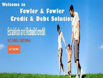 Choose Best Credit Repair Company to fix bad Credit