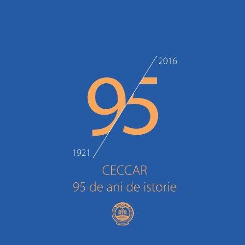 Album aniversar CECCAR 95 de ani
