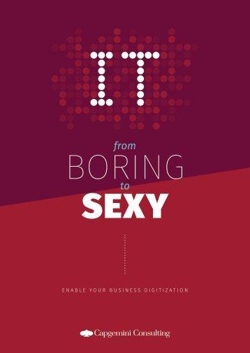BORING SEXY