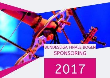 Sponsoringheft Bundesliga