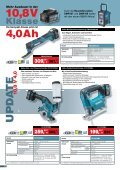 Makita Aktion Sep-Dez 2016  - Page 6