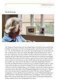 Informationen für Demenzkranke und ihre Angehörigen - Seite 6