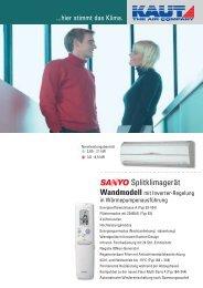 Wandmodell - Knipping Kälte & Klimatechnik GmbH