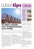 WonenDoeJeZo Zuid-Nederland, uitgave oktober 016 - Page 4