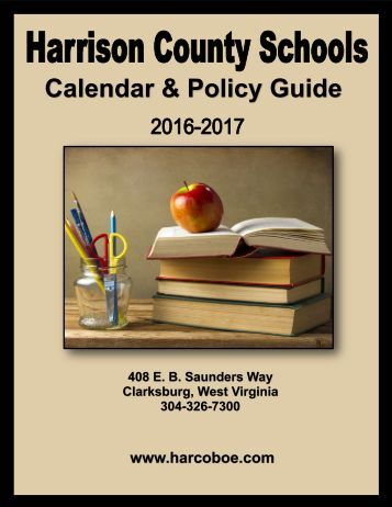 Policy Guide 2016 - 2017