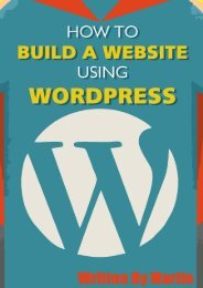 How-To-Build-A-Website-Using-WordPress