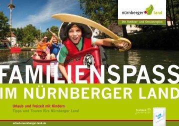Familienspaß im Nürnberger Land