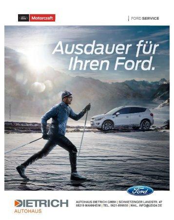Autohaus Dietrich | Service Winter 2016