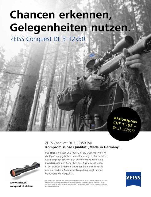 Jagd & Natur Ausgabe Oktober 2016   Vorschau