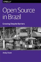 Open Source in Brazil