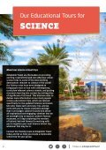 Our most popular Science School Trips - Page 2