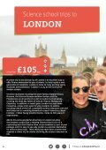 Our most popular Science School Trips - Page 6