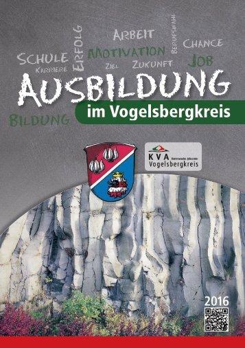 Ausbildung im Vogelsbergkreis 2017