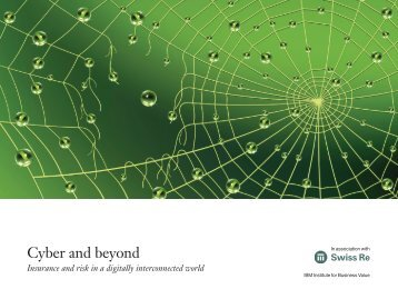 Cyber and beyond