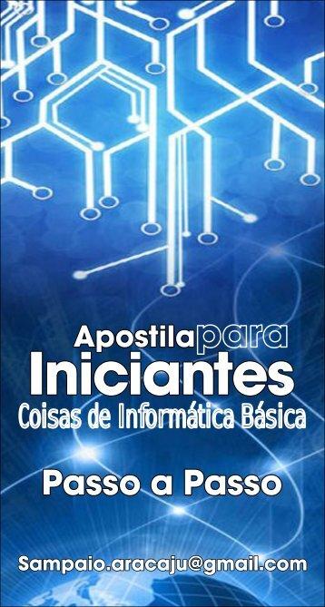 Apostila-PARA INICIANTES