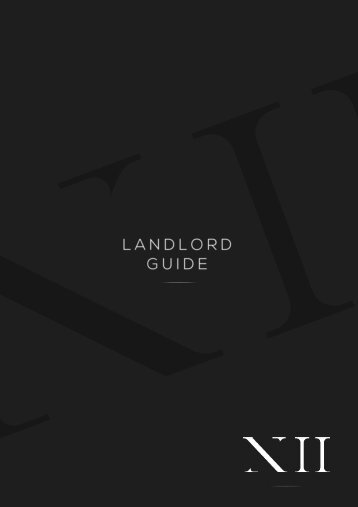Landlord Guide New