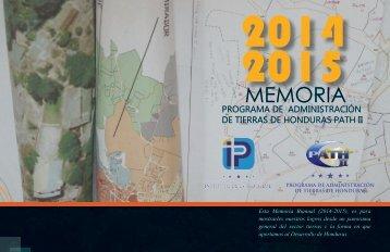 Memoria PATH II 2014-2015