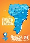 Geraldo Oliveira - Prefeito 77 - Page 2