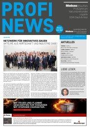 mobau Wirtz & Classen - ProfiNews 03/2016
