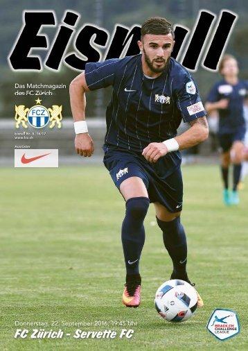 FC Zürich - Servette FC