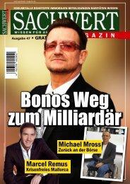 Sachwert Magazin Ausgabe 47