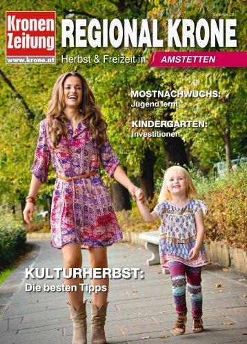 Regionalkrone Amstetten 2016-09-16