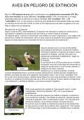 Animales en extinción - Page 5