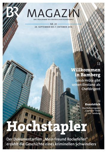 BR-Magazin 20/2016
