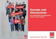 Energie und Klimaschutz - Für Zirl - SPÖ