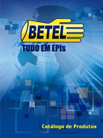 Catálogo Betel - Tudo em EPIs