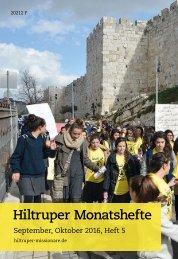 Hiltruper Monatshefte