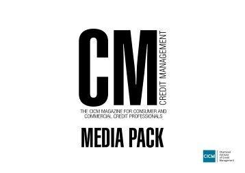 CM MEDIA PACK 2016