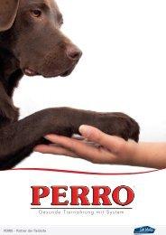 PERRO Schweiz Vertriebs GmbH Katalog