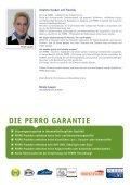 PERRO Schweiz Vertriebs GmbH Katalog - Page 2