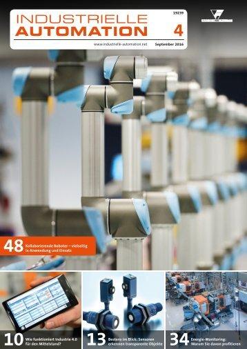 Industrielle Automation 4/2016