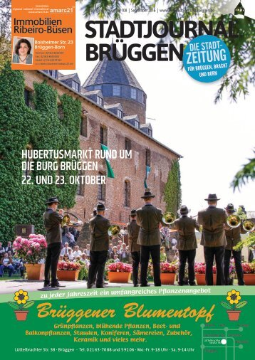 Stadtjournal Brüggen September 2016