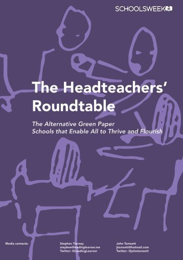 The Headteachers' Roundtable