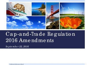 2016 Amendments