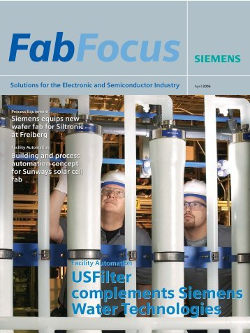 Download edition 2006 - Siemens