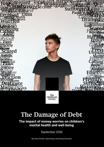 The Damage of Debt