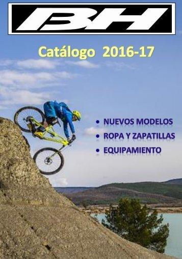 CATÁLOGO BH 2016/17