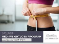 Join Medi-Weightloss and Get $100 off